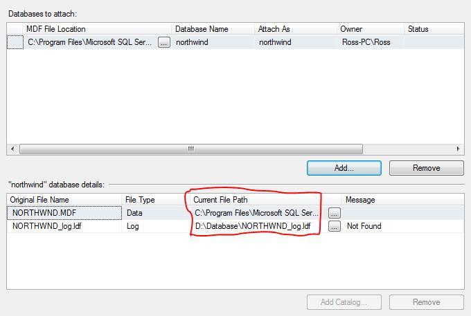 Install Northwind database in Microsoft SQL Server 2012 in 3 easy